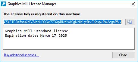 oprint license key code