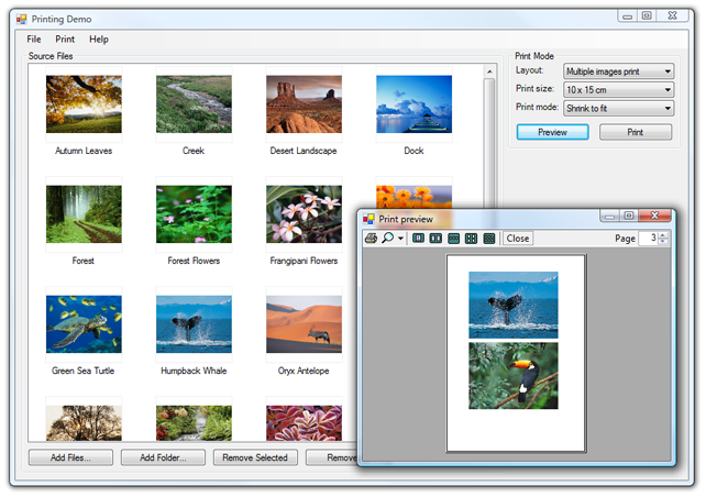 Windows Imaging Applications - Graphics Mill 5 5 for  NET