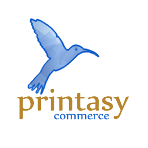 Logo of Printasy - Jan's web service where Graphics Mill is used.